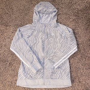 🦄3 FOR $10! Adidas zip up hoodie